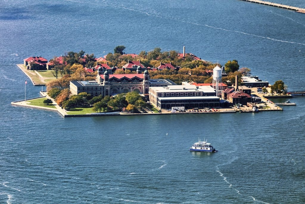 Ellis Island Immigration Museum in Ellis Island presented by Booking Express Travel
