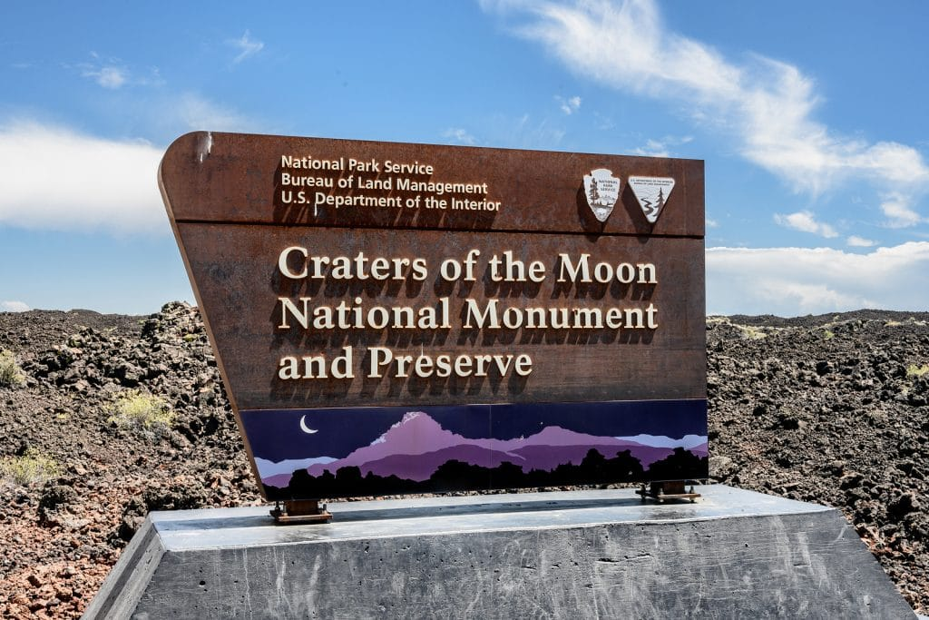 The Craters of Moon and National Monument by Booking Express Travel