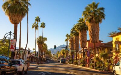 Booking Express Travel Recommends Palm Springs, California